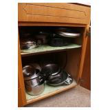 Bargain Lot: Farberware Pans Revere Ware w/lids