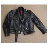 """""""Hot Leathers"""" Leather Coat - Size 46"""