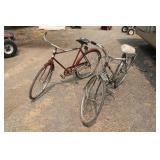 (2) Bikes