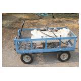 Lawn Cart & Workhorse Weed Sprayer
