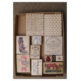 Anniversary, Cats & More Rubber Stamps