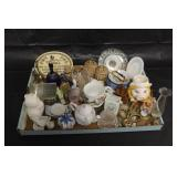Lot of Ceramic & Glass Knick-knacks