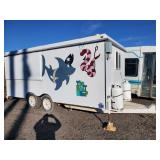 1998 Eagle Cocessions Trailer As-Is No Guarantee