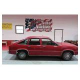 1981 Chevrolet Citation 95121 As-Is No Guarantee