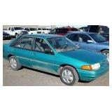 1994 Ford Escort 97515 As-Is No Guarantee