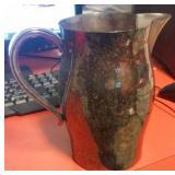 Paul Rever silverplate pitcher