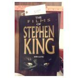 book - the FILMS OF STEPHEN KING