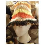 ladies 1920s style flapper hat