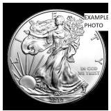 2010 American eagle silver dollar