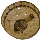 Parrot Like Ornate Bird Mimbres Figural Bowl