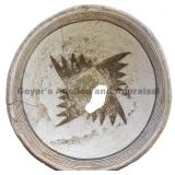 Whirling Star Burst Mimbres Classic Bowl