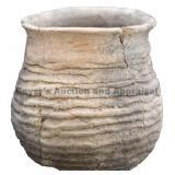 Mimbres Corrugated Plain Jar