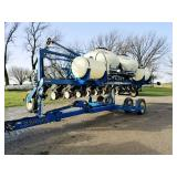 "2013 Kinze 12 row 30"" planter"