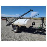 Wylie 500 gallon sprayer