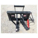 Easy Man skid steer tree puller