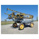 2012 Hagie DTS10 self propelled sprayer, 1982 hr, 90
