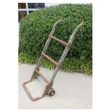 Antique Wood & Iron Dolly