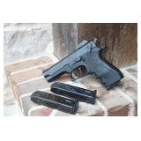 Smith & Wesson Mod. 5904 Pistol - 9MM Luger Cal.