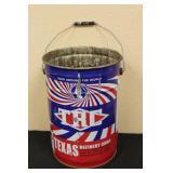 Texas Refinery Corp (TRC) Metal Bucket