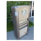 Old Gold Cigarette Machine By Rowe - Awesome Piece