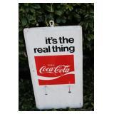 Small Coca-Cola Advertisement Calendar Holdter