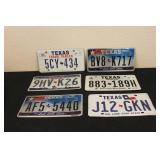 Collectible License Plate #23