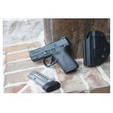 Smith & Wesson Mod.M&P 9 Shield Pistol-9MM Luger
