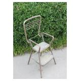 Old Cosco Seat / Step Stool