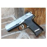 Ruger Mod P97DC Two Tone Pistol - .45 ACP Cal.
