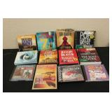 Nice Lot of Books on CD - Lot of 12