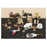 Cool Lot of Miscl Collectible Figurines