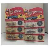 1992 Hot Wheels 25th Anniversary Cars