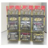 1996 Matchbox Premiere Collector Cars