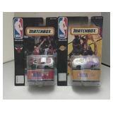 1998 Matchbox NBA Collector Cars