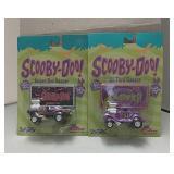 2003 Racing Champions Scooby Doo Cars