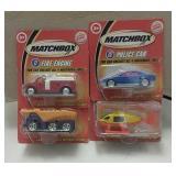 2004 Matchbox Burger King Set