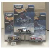 2001 Hot Wheels Originals