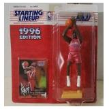 1996 Starting Lineup Jerry Stackhouse