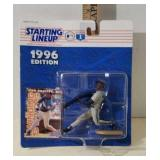 1996 Starting Lineup Ken Griffey jr.