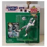 1995 Starting Lineup Michael Irvin