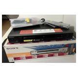 Brand New Sony DVD/CD Player
