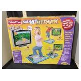 Fisher Price Smart Fit Park Learning Pad