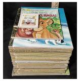 Stack of Golden  Book Story Books