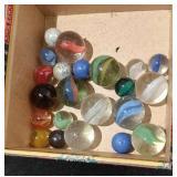 Vintage Marbles/ Shooters