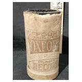 Antique Wax Cylinder Record