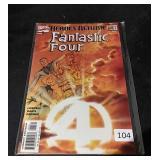 Heroes Return Fantastic Four Comic Book