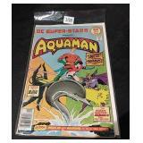1976 Aquaman Comic Book