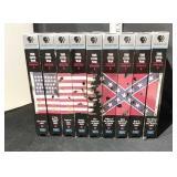 PBS Civil War Series on VHS Tapes