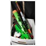 Box of Toy Guns