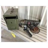 """Black and Decker 4 1/2"""" angle grinder Model 2750"""